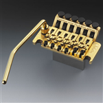 Schaller Double Locking Tremolo Gold 13020502