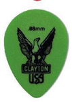 ΠΕΝΝΑ CLAYTON TORTEX 0,88mm GREEN 526064