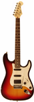 FLAME Bell II Strat Handmade Electric guitar