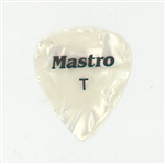 Πέννα 0,50mm Thin 205/1 White Pearl Mastro