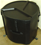 Bass Drum Hard Case 22