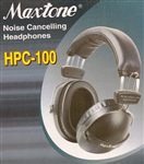 Noise Cancelling Headphones MAXTONE HPC-100
