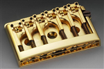 Schaller Guitar Bridge Gold 3D6 12120500