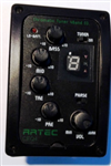 ARTEC CEQ 4-Band Equalizer with Chromatic Tuner