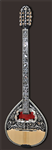 Bouzouki 8th String BZ8 664 Custom with Klara Inlay