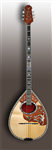 6th String Custom Bouzouki No5 Bubinga