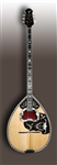Custom 6th String Bouzouki No5 Rosewood
