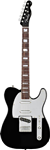 FENDER Deluxe Big Block Tele Mexico Black