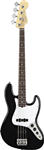 Fender Standard Jazz Bass Black Ηλεκτρικό Μπάσο