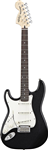 FENDER Squier Standard Strat Lefty Black Ηλεκτρική