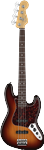 Fender Jazz Bass Deluxe USΑ Sunburst 4χορδο Μπάσο