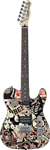 FENDER Obay Graphic Telecaster HS Collage Ηλεκτρική Κιθάρα