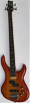 Jackson C20 Bass Amber Color Μπάσο 4χορδο