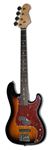 Electric Bass 4th string Jazz Bass type MASTRO JD-PBJ