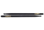 Zildjian 7AWB Black Hickory Wood Tip Μπαγκέτες